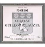Château Guillot Clauzel  label