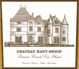 Château Haut-Brion  Premier Cru label