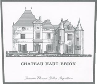 Château Haut-Brion Blanc label
