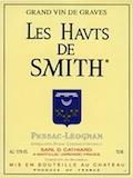 Château Smith Haut Lafitte Les Hauts de Smith label