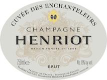 Henriot Cuvée des Enchanteleurs Grand Cru label