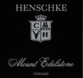 Henschke Mount Edelstone Shiraz label