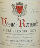Domaine Hudelot-Noëllat Vosne-Romanée Premier Cru Les Suchots label