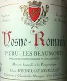 Domaine Hudelot-Noëllat Vosne-Romanée Premier Cru Les Beaux Monts label