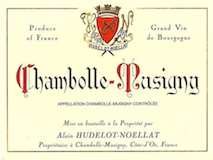 Domaine Hudelot-Noëllat Chambolle-Musigny  label