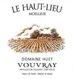 Domaine Huet Clos du Bourg Moelleux label
