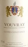 Domaine Huet Cuvée Constance label