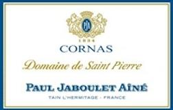 Domaines Paul Jaboulet Aîné Cornas Domaine de Saint-Pierre label