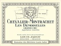Maison Louis Jadot Chevalier-Montrachet Grand Cru Les Demoiselles label