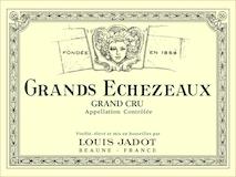 Maison Louis Jadot Grands Echezeaux Grand Cru  label