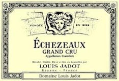 Maison Louis Jadot Echezeaux Grand Cru  label