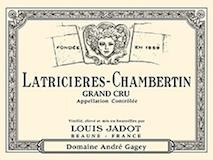 Maison Louis Jadot Latricières-Chambertin Grand Cru  label