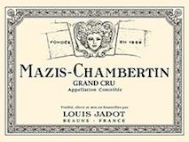 Maison Louis Jadot Mazis-Chambertin Grand Cru  label