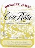 Domaine Jamet Côte Rôtie  label