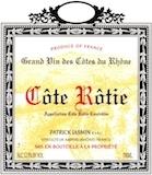 Domaine Jasmin Côte Rôtie  label