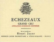 Henri Jayer Echezeaux Grand Cru  label