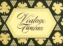 Jermann Vintage Tunina label