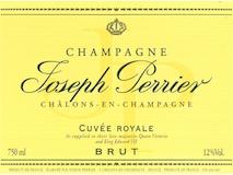Joseph Perrier Cuvée Royale Brut label