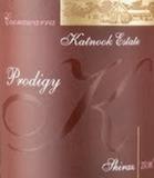 Katnook Prodigy Shiraz label