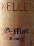 Keller G-Max Riesling Trocken label