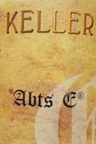 Keller Westhofen Abtserde Riesling Grosses Gewächs label