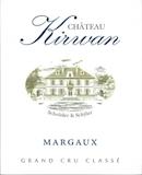 Château Kirwan  Troisième Cru label