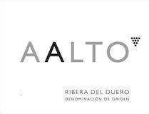 Bodegas Aalto Aalto label