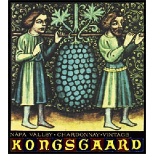 Kongsgaard Chardonnay label