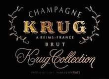 Krug Collection label