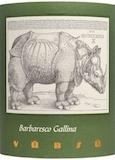 La Spinetta (Rivetti) Barbaresco Gallina label