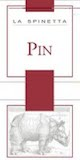La Spinetta (Rivetti) Monferrato Pin label