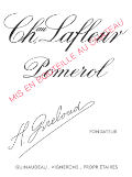Château Lafleur  label
