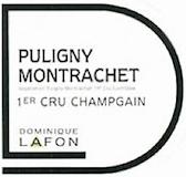 Dominique Lafon Puligny-Montrachet Premier Cru Champ Gain label