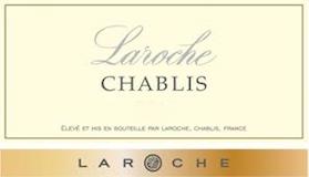 Domaine Laroche Chablis  label