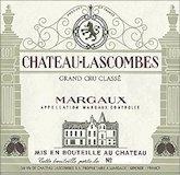 Château Lascombes  Deuxième Cru label