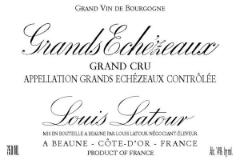 Maison Louis Latour Grands Echezeaux Grand Cru  label