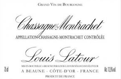 Maison Louis Latour Chassagne-Montrachet  label