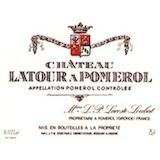 Château Latour-à-Pomerol  label