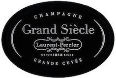Laurent-Perrier Grand Siècle Grand Cru label