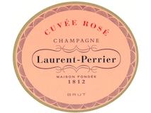 Laurent-Perrier Cuvée Rosé label