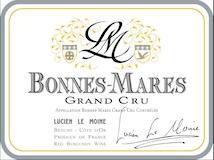 Lucien Le Moine Bonnes-Mares Grand Cru  label