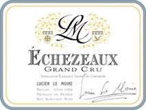 Lucien Le Moine Echezeaux Grand Cru  label