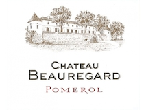 Château Beauregard  label