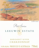 Leeuwin Estate Art Series Chardonnay label