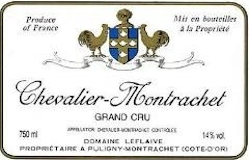 Domaine Leflaive Chevalier-Montrachet Grand Cru  label