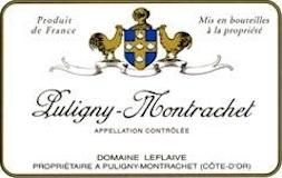 Domaine Leflaive Puligny-Montrachet  label