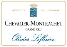 Olivier Leflaive Chevalier-Montrachet Grand Cru  label