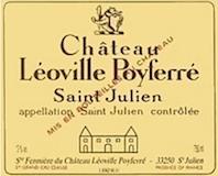 Château Léoville Poyferré  Deuxième Cru label