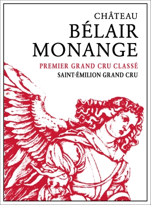 Château Belair-Monange  Premier Grand Cru Classé B label