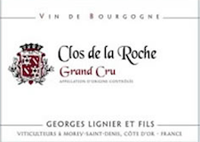 Domaine Georges Lignier et Fils Clos de la Roche Grand Cru  label